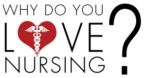 Why do you love nursing?