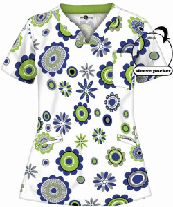 PC63PW Scrub Top