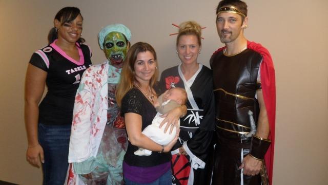 UA Halloween