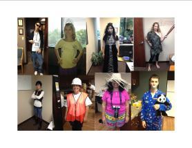 UA Staff Halloween 2011 Pics 1