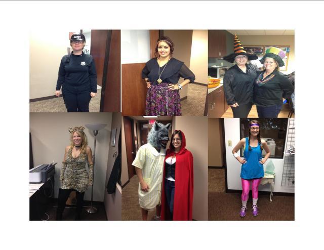 UA Staff Halloween Pics 2