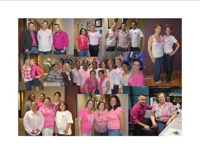 UA Pink Day