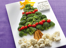Healthy Holiday Party Ideas
