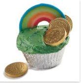 Pot o'Gold Cupcakes