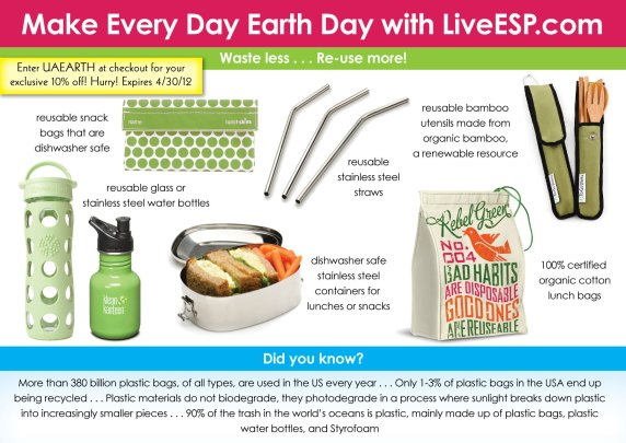 ESP Earth Day Promo