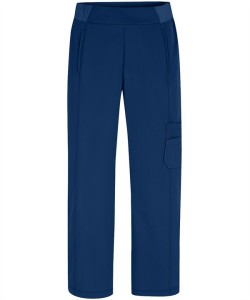 AUA4001 Advantage By UA™ Missy Flat Front STRETCH Scrub Pant