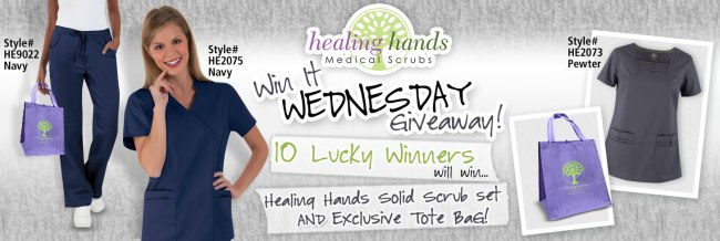 UA Healing Hands Contest