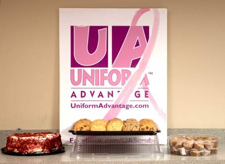 UA Scrubs Fundraiser