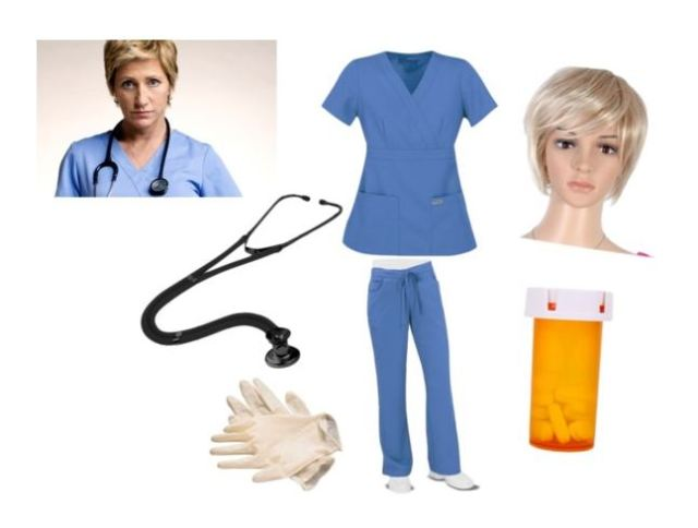 UA Scrubs Halloween Costume Ideas