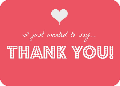 just wanted to say thank you on national compliment day a day in