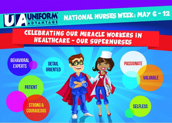 Happy Nurses Week 2014