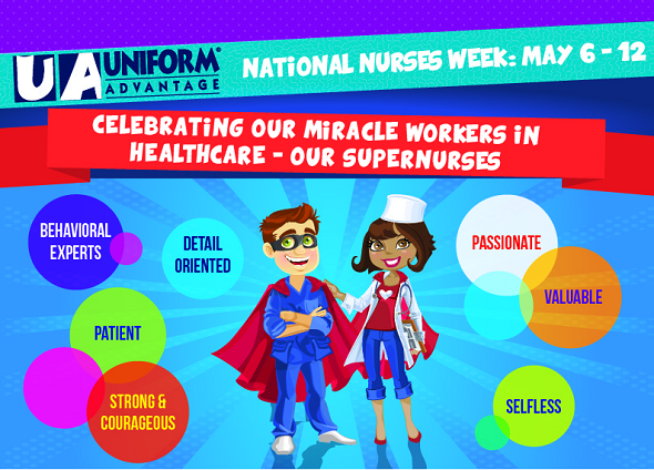 Happy Nurses Week 2014
