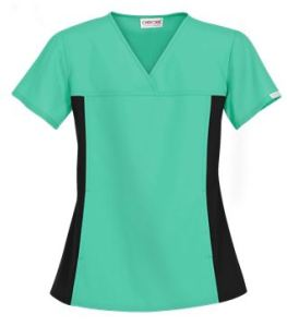 Cherokee Flexibles Scrubs V-Neck Top