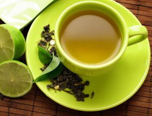 Drink green tea found on blog.uniformadvantage.com