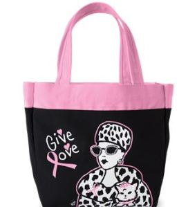 Koi LIMITED EDITION Give Love Tote Bag; Style #  KA113GVL