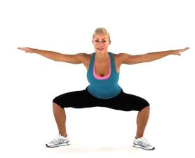 Core Sculpting at Home Exercises: No Equipment Required! Found on blog.uniformadvantage.com