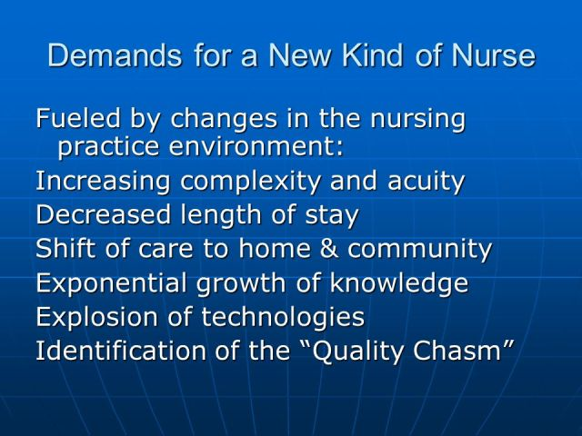 demands for a new kind of nurse found on blog.uniformadvantage.com