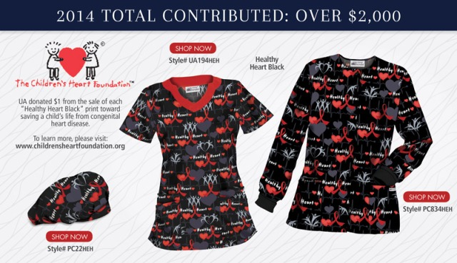 Uniform Advantage partners with The Children's Heart Foundation to help save children's lives from congenital heart disease