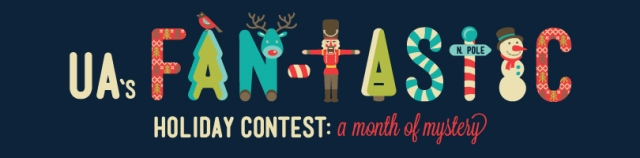 Uniform Advantage FAN-tastic Holiday Contest: A Month of Mystery!