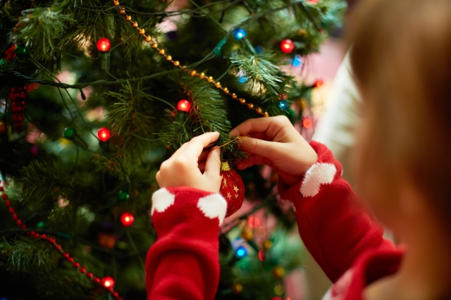 Uniform Advantage's Family Holiday Traditions