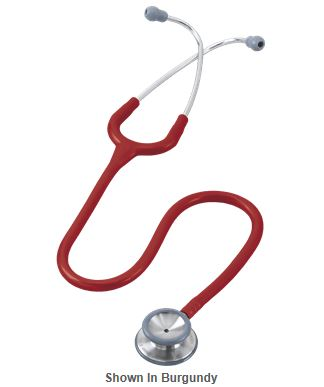 Marsala Color for 2015 - 3M Littmann Classic II SE Stethoscope_Style CLASSC2
