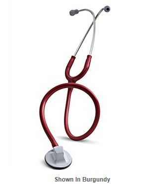 Marsala Color for 2015 - 3M Littmann Select Stethoscope_Style SELECT
