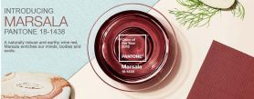 Introducing Marsala - Pantone's Color for 2015