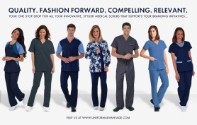 How can Medical Uniforms contribute to a Hospital Brand's Bottom Line - Uniform Advantage Group Order Program
