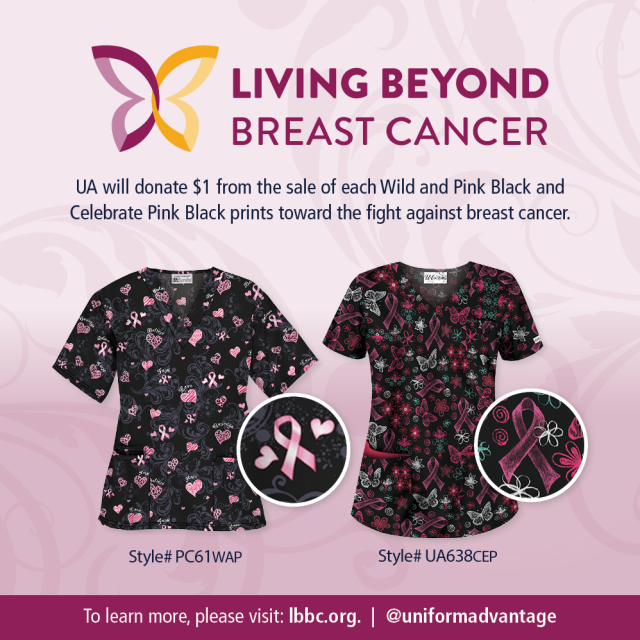 Uniform Advantage partners with Living Beyond Breast Cancer