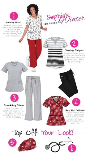 Uniform Advantage In House Fashion Guru - Sophie's Picks Winter 2016 Trends