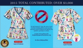 Uniform Advantage partners with the Stop Bullying Now Foundation Inc this Fall 2015