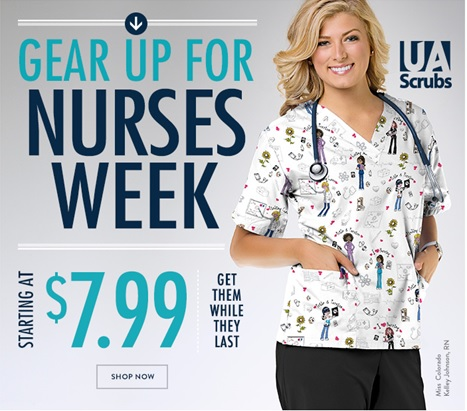 Nurses Week Email