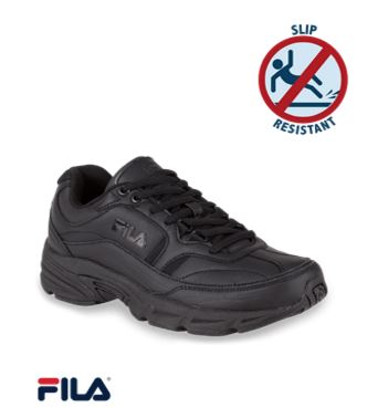Fila Men's Memory Workshift Athletic Shoe