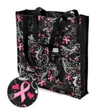 UA Pink Courage Pink Tote Bag