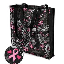 UA Pink Courage Pink Tote Bag