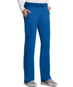 Barco One Scrubs Four Pocket Cargo Pant in Royal