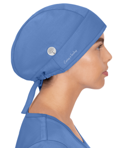 Sawyer Scrub Hat with Button