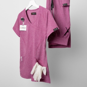 Koi Basics new color Heather Azalea